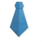 Краватка орігамі