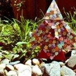 Орігамі Дерево за схемою Marcela Brina