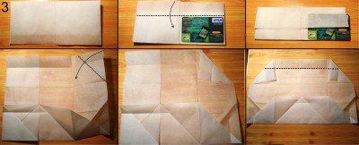 орігамі гаманець схема 3