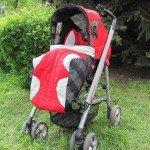 Прогулянки з немовлям влітку / Малюки