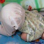 Як вкласти дитину спати / Дошкільнята