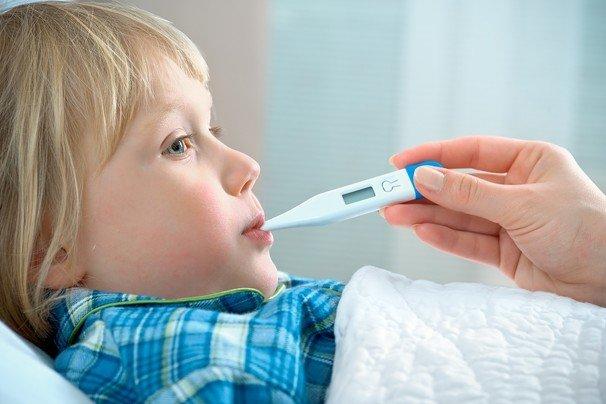Гіпертермія у дітей: невідкладна допомога та лікування