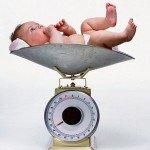 Зростання і вага дитини в 6 місяців – варіанти норми