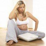 Збільшення ваги під час вагітності