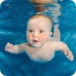 Раннє плавання – для чого це потрібно?