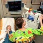 УЗД щитовидної залози у дітей