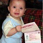 Дитячий закордонний паспорт: порядок та документи для оформлення