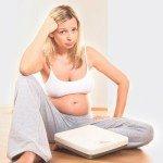 Як правильно набирати вагу під час вагітності