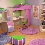 Як оформити кімнату для двох дітей