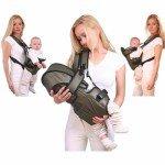 Чим керуватися при виборі рюкзака для перенесення дитини (слінга)