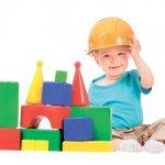 Кубики і конструктори для дітей