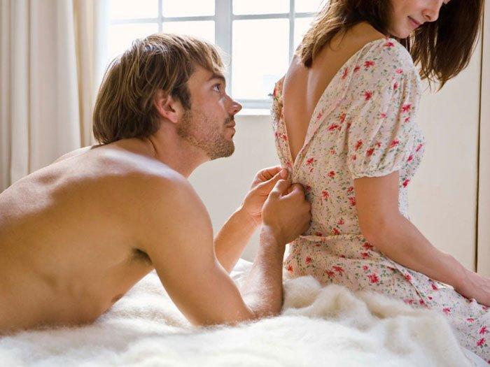 сексуальні відносини чоловіка з жінкою фото