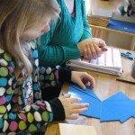 Заняття з Монтессорі: конструктивні треульнікі