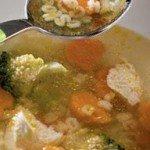 Суп з алфавітом