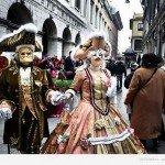 Факти про Венеціанському карнавалі