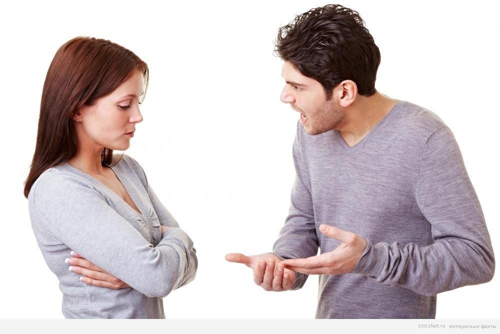 Факти про чоловічий ревнощів