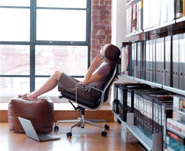 потрібно придбавати офісні крісла в будинок?