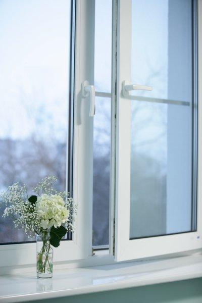 Вибираємо пластикові вікна