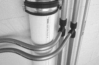Вибираємо труби для водопостачання