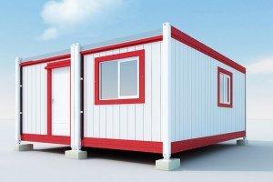 Будівельні контейнери