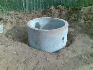 Будівництво колодязів