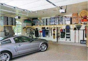 Облаштування гаража