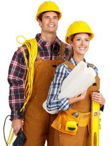 Спецодяг для будівельників