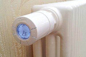 Терморегулятор на радіатор опалення