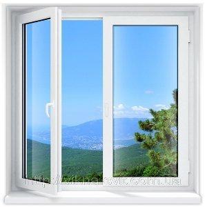 Встановлення вікон європейського типу