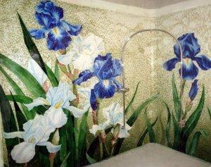 Панно з мозаїки