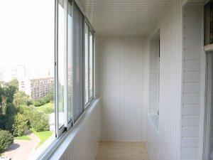 Обробка балконів