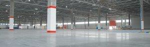 Які підлоги використовувати в торгових і складських приміщеннях?