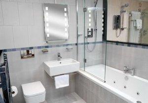 Ванна кімната під ключ
