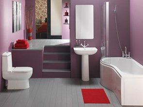 Матеріали для обробки ванної кімнати
