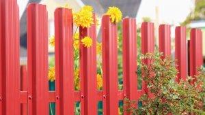 Металеві паркани для дачі - який варіант вибрати?