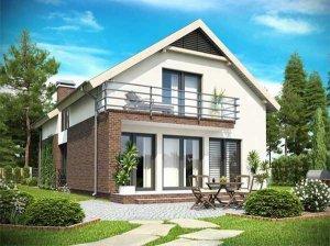 Проекти двоповерхових будинків