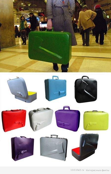 Унікальний дизайн валіз