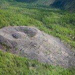 Цікаві факти про Патомского кратері