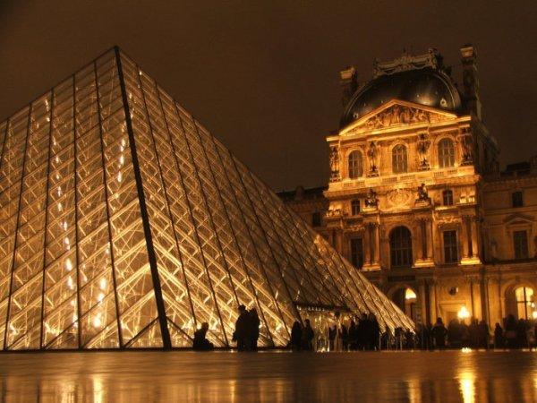 Париж в стилі хай-тек