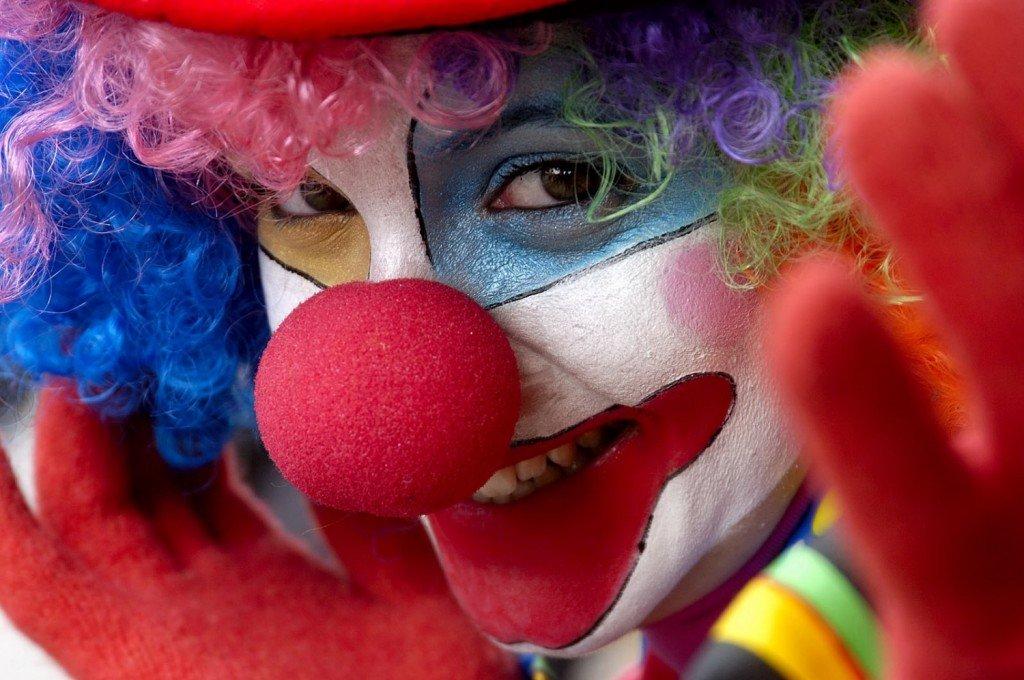 Цікаві факти про клоунів
