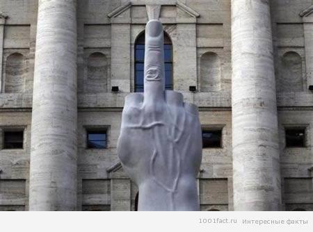 Самі незвичайні скульптури світу