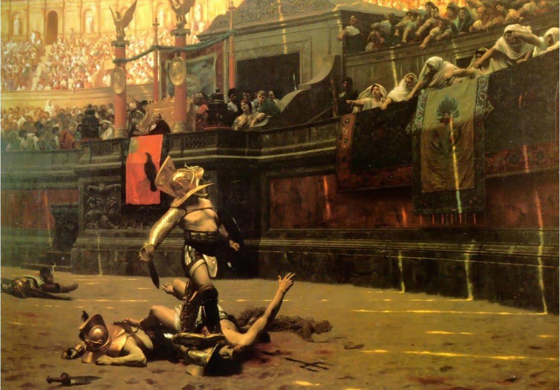 Цікаві факти про Стародавньому Римі