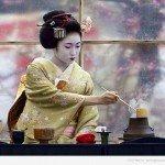 Про чайної церемонії в Японії