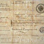 Історія паспорта в Росії