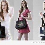 Незвичайні жіночі сумочки