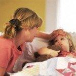 Що робити, якщо дошкільник важко захворів?