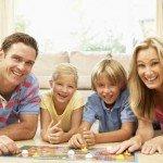 Діти і батьки – граймо разом