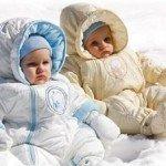 Одягаємо дитини по сезону