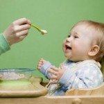 Кілька фактів про годування малюка